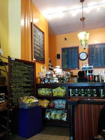 Berkeley Perk Cafe : breakfast