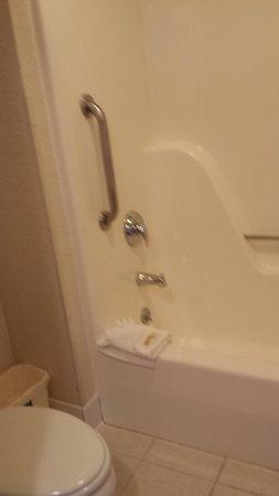 Wyndham Garden Madison Fitchburg: bathroom