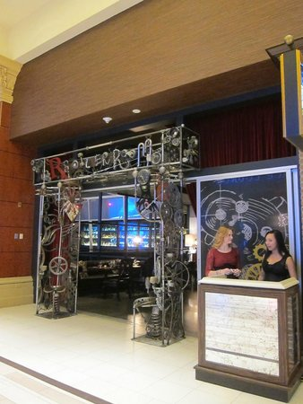 The entrance area - Picture of Rx Boiler Room, Las Vegas - TripAdvisor