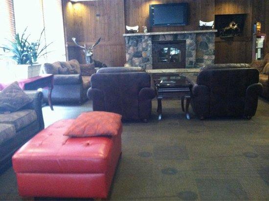 Ramada Denver Downtown: Lobby