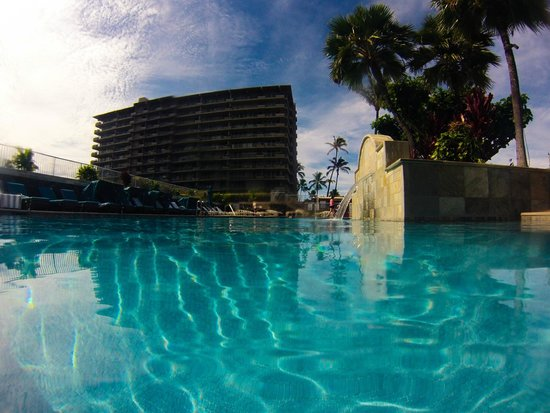 Aston at The Whaler on Kaanapali Beach: Pool