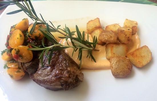 Restaurante In Situ: Steak