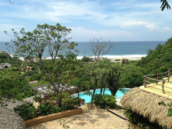 OceanoMar: Vista del hotel