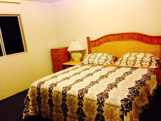 Halemalu : Bedroom