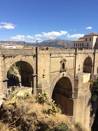 Puente Nuevo Bridge: Yes lovely bridge, good views. Go see it. 1 day is more than enough in Ronda