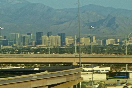 Fiesta Henderson Casino Hotel : View From Room.