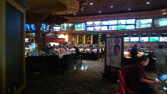 Fiesta Henderson Casino Hotel: Sports Book