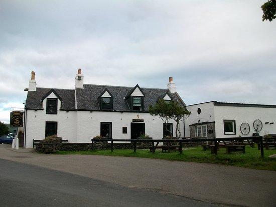 The Galley of Lorne Inn : Aussenansicht