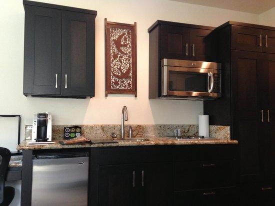 Columbia Cliff Villas Hotel: beautiful kitchen!