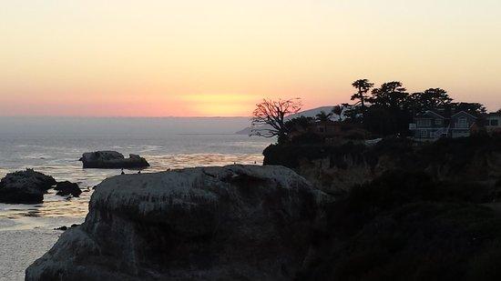 Margo Dodd Park: What a lovely sunset!