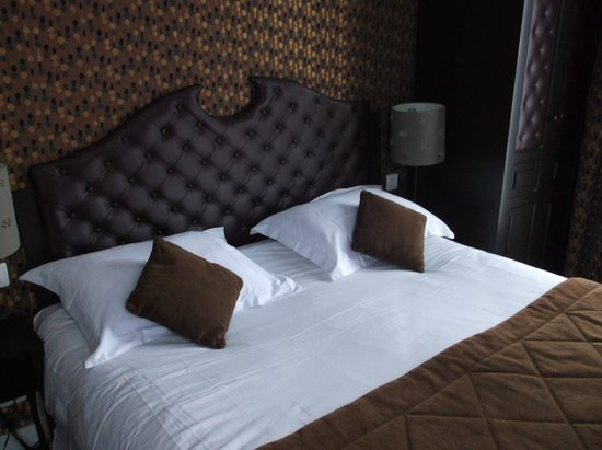 Hôtel du Prince Eugene : chambre 502
