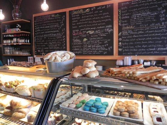 La Mie Bakery: menu