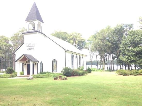 sunday services and weddings on site