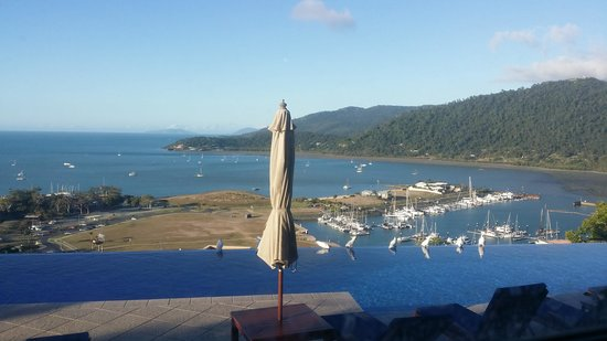 Pinnacles Resort: View from our balcony