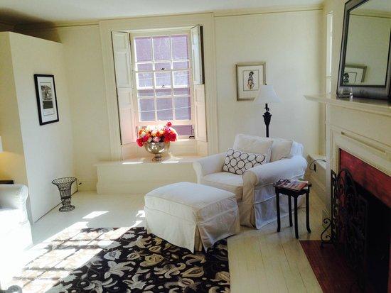 The Danforth: sitting room