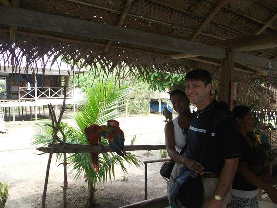 Waira Suites Hotel : Local wildlife