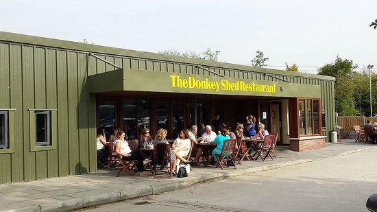 The Donkey Shed Restaurant: Donkey Shed Restaurant