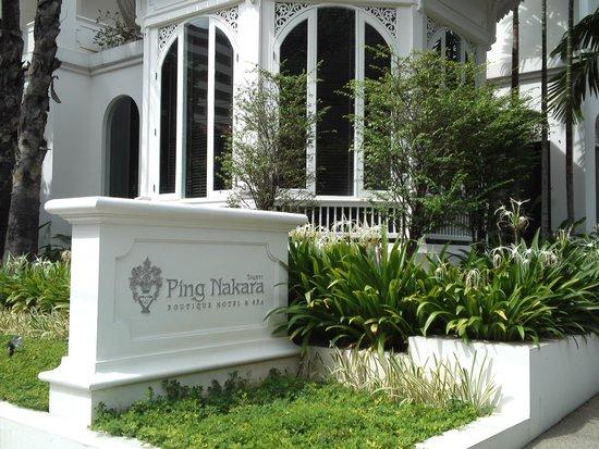 Ping Nakara Boutique Hotel & Spa: ホテル外観