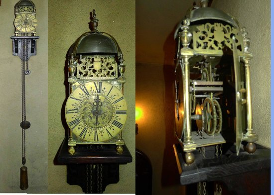 National Watch and Clock Museum : 14th Century Clock?