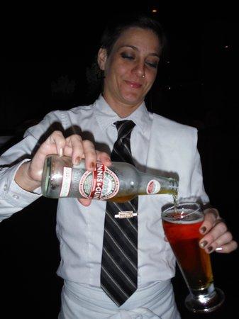 The Keg: Amanda our KEG Waitress