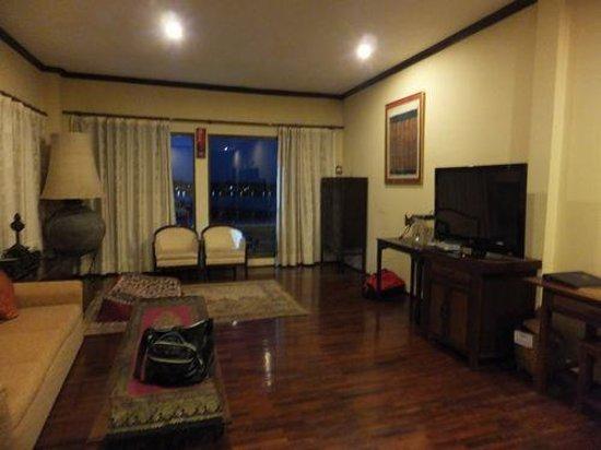 Inter Hotel: 長方形の部屋