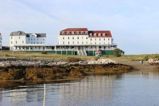 Star Island Family Retreat and Conference Center: The Oceanic