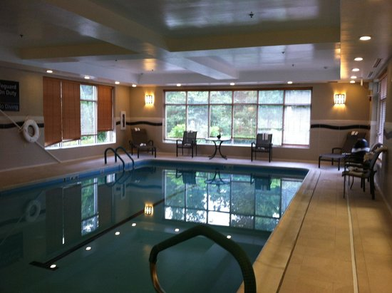 Hampton Inn Richmond-Airport: pool