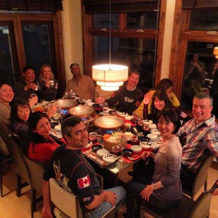 Niseko In-House Dining