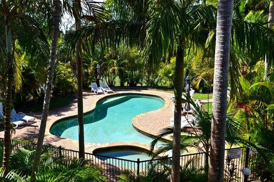 Byron Sunseeker Motel Byron Bay: Amazing Pool!