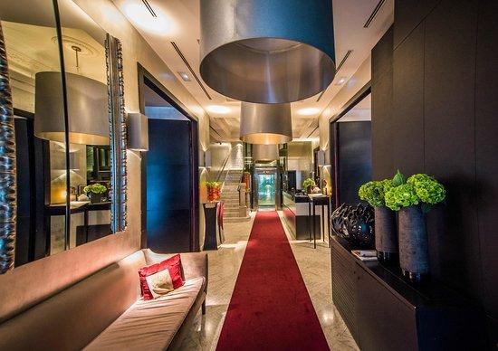 Hotel Murmuri Barcelona: Lobby entrance