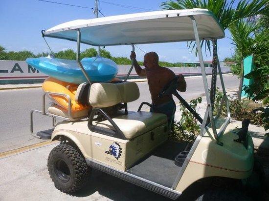 Golf Carts Indios: Ready for Playa Norte!