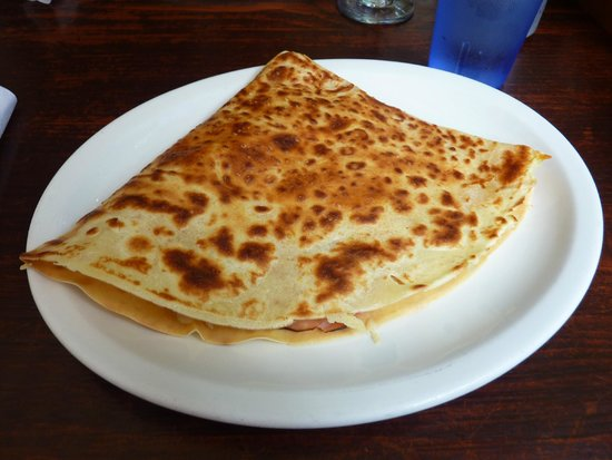 Creperie Catherine: The Catherine Special Crepe