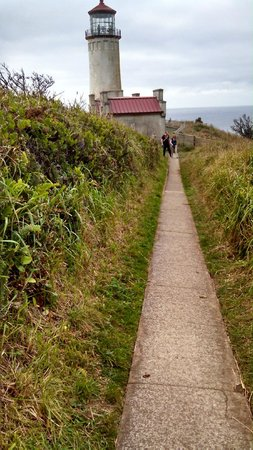 North Head Lighthouse: Great Walkway View