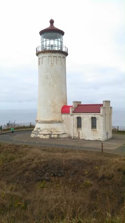 North Head Lighthouse: Finished in 1897