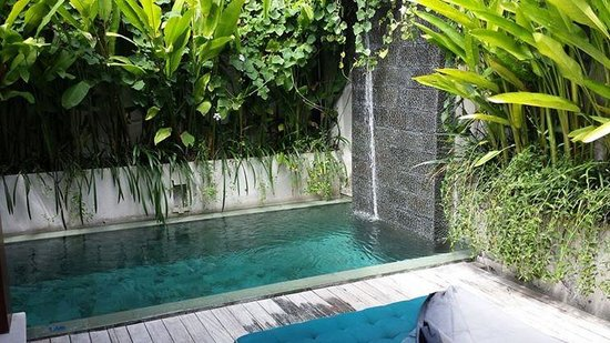 Maca Villas & Spa : Tranquil pool