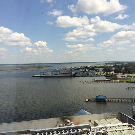 IP Casino Resort Spa - Biloxi: View from room