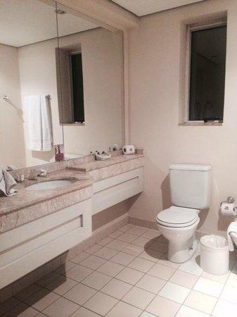 HB HotelsAlphavilleSequóia: Banheiro