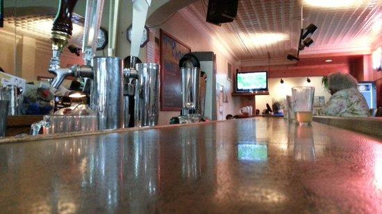 The Phoenix Tavern : The bar at The Phoenix