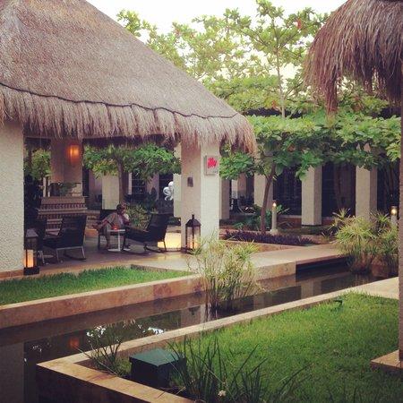 Paradisus Playa Del Carmen La Esmeralda: Cafe Illy una delicia