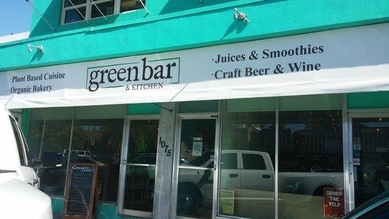 Green Bar & Kitchen : Greenbar kitchen