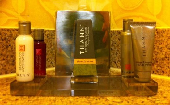 Charleston Marriott : Toiletries