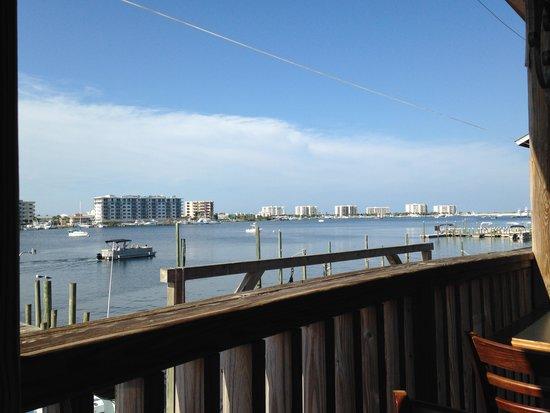 Inn On Destin Harbor View From Docks Restaurant Near By