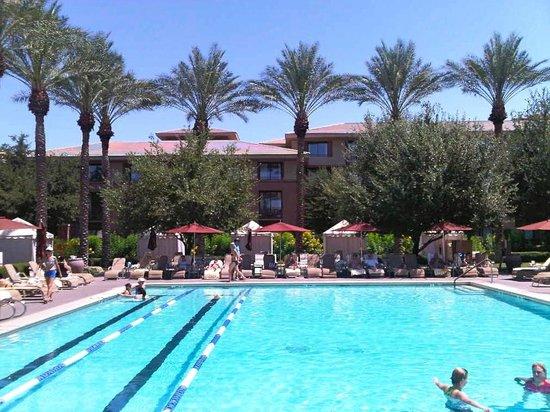 The Westin Kierland Resort & Spa: Quiet Pool