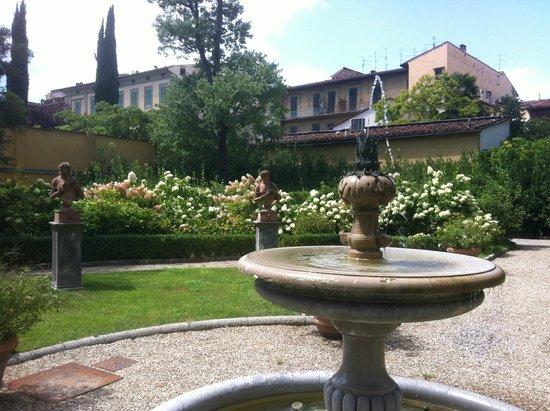 Four Seasons Hotel Firenze: Le parc