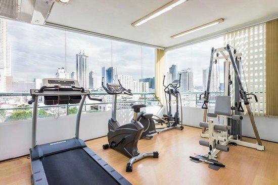 iCheck inn Mayfair Pratunam : Fitness