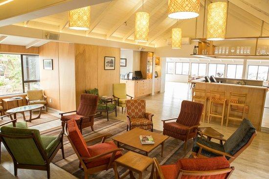 Waiheke Island Resort: Lounge