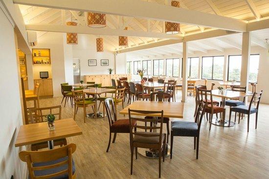 Waiheke Island Resort: Restaurant