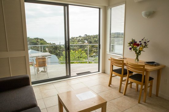 Waiheke Island Resort: Studio Apartment