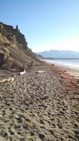 Dungeness National Wildlife Refuge: Stunning Beaches