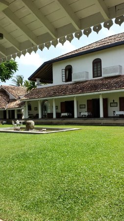 Tamarind Hill: Main Building